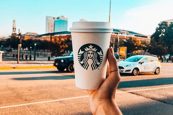 Good-money-savers-dont-spend-money-on-coffee, especially Starbucks one.