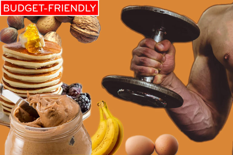 Cheap High Calorie Foods and Bodybuilder looking to gain weight and build muscle