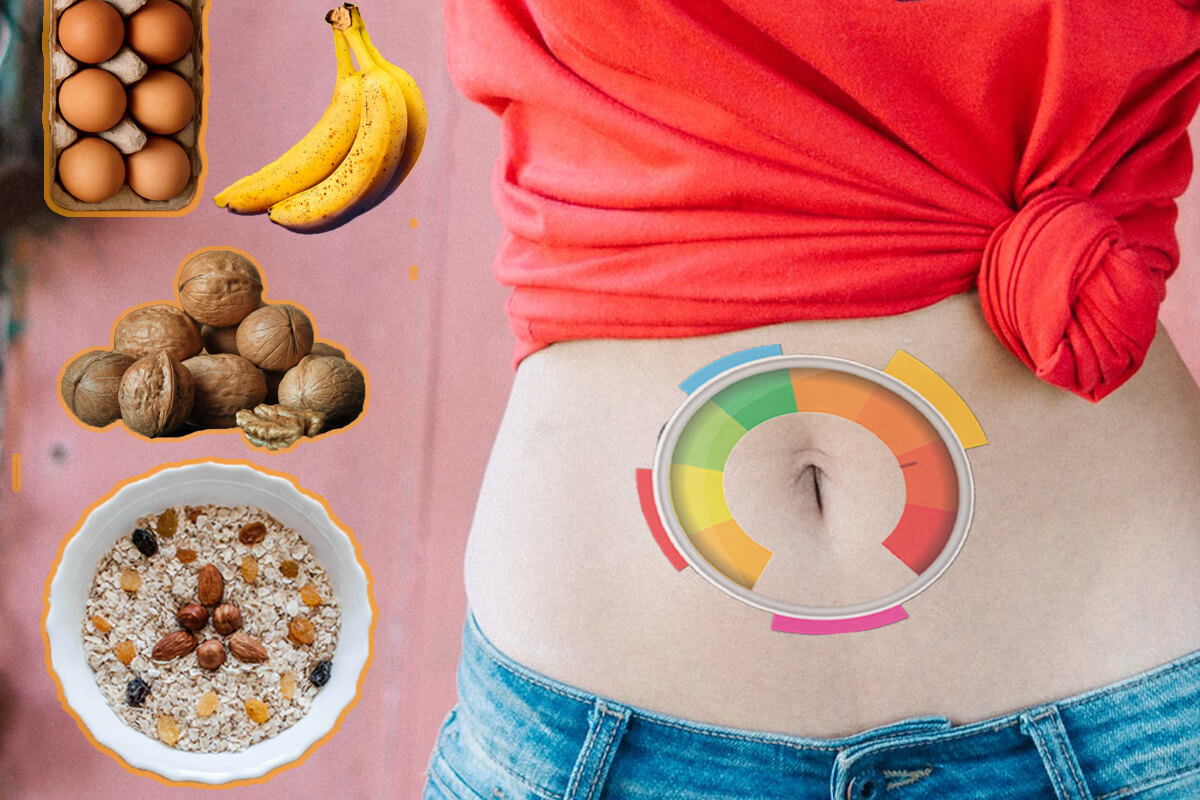 Easy to digest foods that move fast through upset stomach