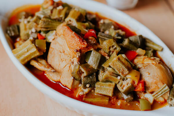 Easily digestible foods for your stomach: meat stew